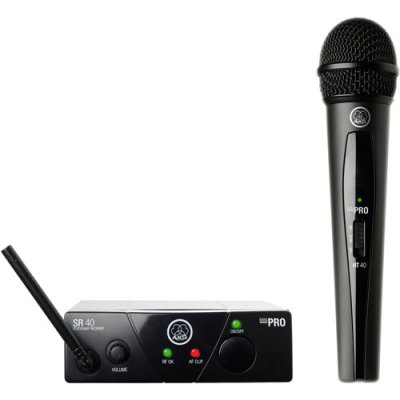 AKG WMS40 Mini Vocal Set ISM