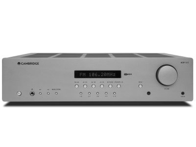 Cambridge Audio AXR100 stereoviritinvahvistin