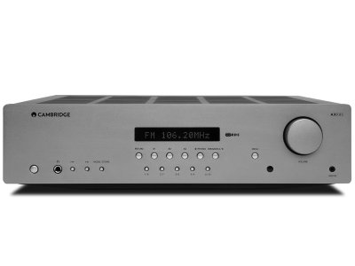 Cambridge Audio AXR85 stereoviritinvahvistin