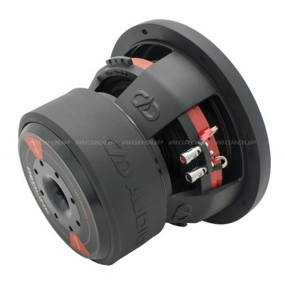 "Digital Designs Redline 710d D2 10"" subwoofer"