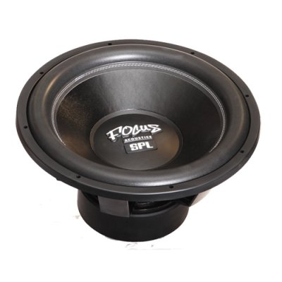 Focus Acoustics Black SPL-18D1 MK2
