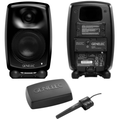 Genelec 8320A Bundle Pack