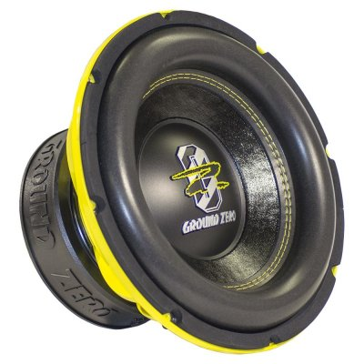 "Ground Zero GZRW 300SPL 12"" subwoofer"