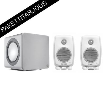 Genelec - Cambridge Audio stereopaketti 1