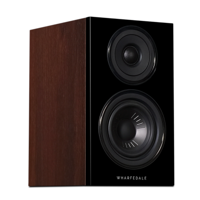 Wharfedale Diamond 12.1 jalustakaiuttimet