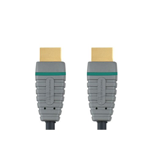 Bandridge Blue HDMI 1m