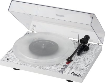Pro-Ject Debut Carbon DC Esprit SB, The Beatles 1964 Edition